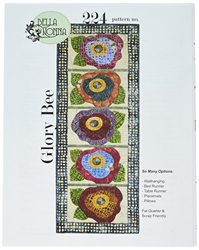 Bella Nonna Design Studio BN224 Glory Bee Quilt Pattern