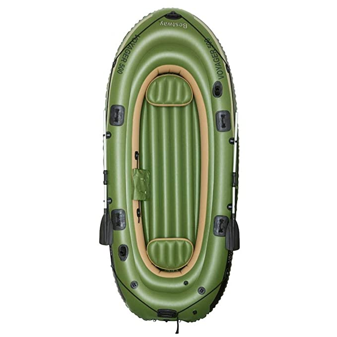 Amazon.com: Hydroforce Voyager 500 – Barca inflable 11 4