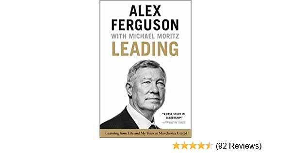 Alex Ferguson My Autobiography Epub