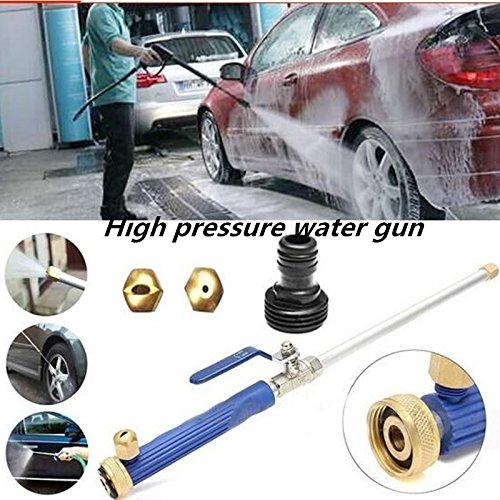 FidgetFidget Washer Spray Nozzle Adjustable High Pressure Power Water Car Garden  Hose Wand By FidgetFidget