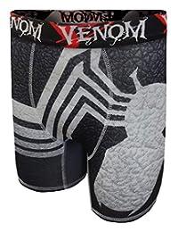 Marvel Comics Venom Splatter Knit Boxer Briefs, X-Large