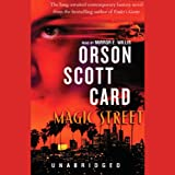 Magic Street by Orson Scott Card front cover