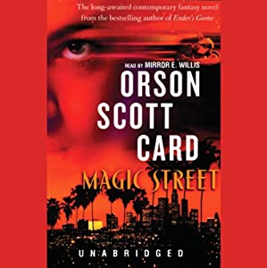 Magic Street Audiobook