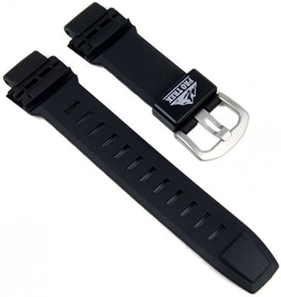 Casio watch strap watchband Resin Band for PRW-5000, PRG-200, PRG-500, PRW-2000
