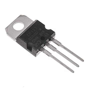 XOXO TIP127 Darlington PNP Transistor (Pack of 4)