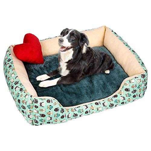 YJYdada Soft Pet Dog Cat Bed Puppy Cushion
