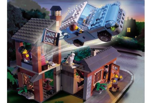 LEGO Harry Potter Escape From Privet Drive 32594