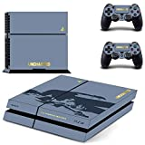 MightyStickers® PS4 Wrap Skin Game Console + 2 Controller Decal Vinyl Protective Covers Stickers Sony PlayStation 4 Action Adventure Uncharted 4 A Thief's End #5