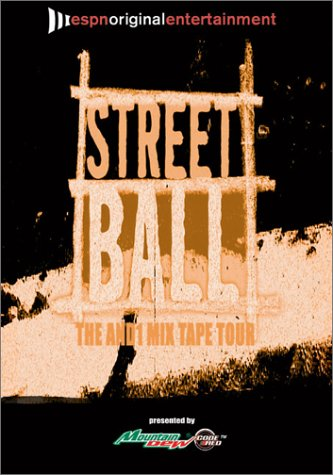 Street Ball Mix Tape Tour product image
