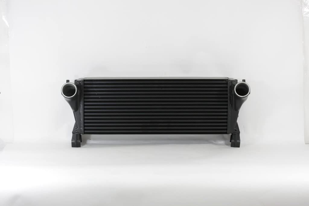 Intercooler - Cooling Direct For/Fit CH3012105 13-18 Dodge RAM R2500 2500 13-16 R3500 3500 Aluminum Tank Tube & Fin Core