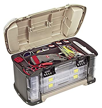 Plano Angled 787 Guide Series Stowaway Tackle System- Includes 7 Stowaways, Fishing Tackle Storage