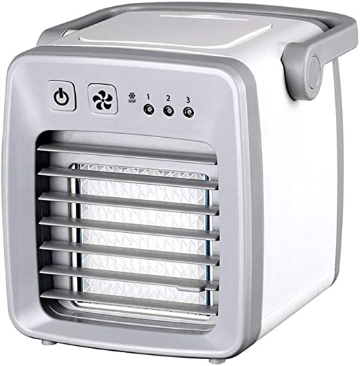 ZZSJC Ventilador de Aire Acondicionado, Mini Ventilador de ...
