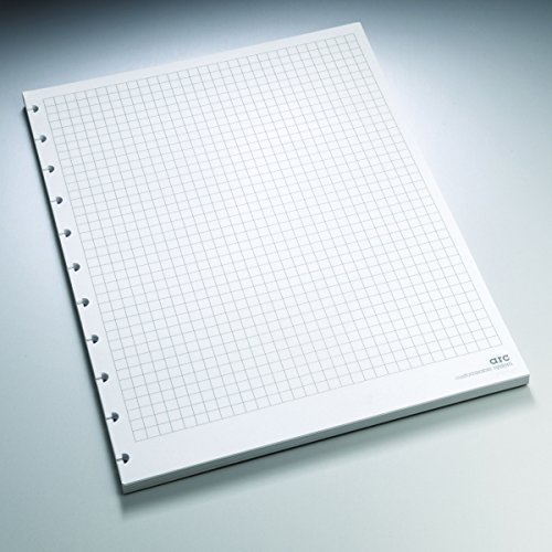 k Filler Paper, Letter-sized, Graph-Ruled, White, 50 Sheets ()