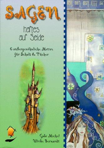 Sagenhaftes auf Seide: 6 Motive für Tücher und Schals