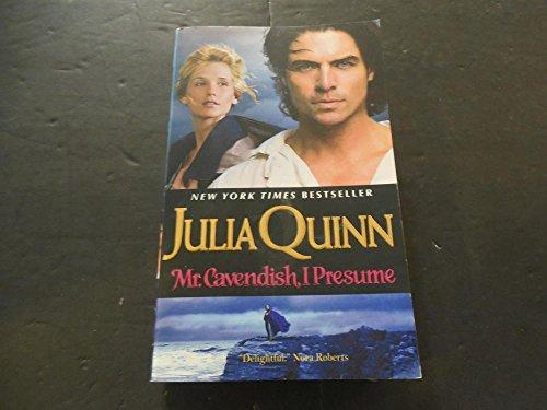 Mr. Cavendish , I Presume by Julia Quinn First Avon Book 2008 - Cavendish Glasses