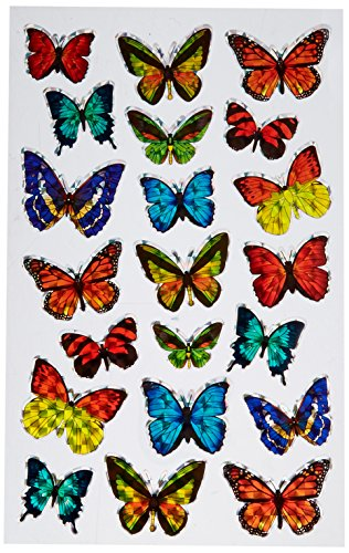 Butterfly Stickers - 9