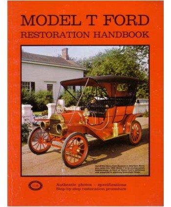 amazon com 1909 1925 1926 1927 ford model t restoration handbook rh amazon com 1926 ford model t service manual 1932 Ford