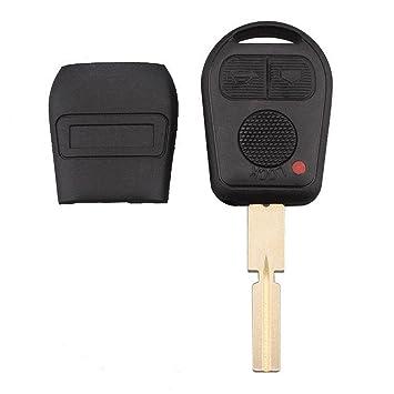 Rungao Remote Key Shell Fit For Bmw E31 E32 E34 E36 E38 E39 E46 Z3