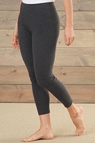 Fair Indigo Fair Trade Organic Cotton Ankle Length Leggings