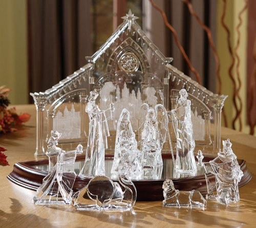 Nativity Set by Icy Craft