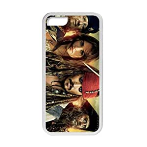 Pirates of the Caribbean Design Personalized Fashion High Quality Phone Case For Iphone 5c