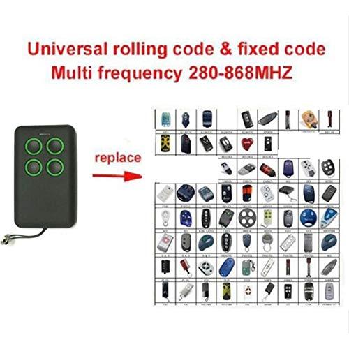 Calvas Duplicator Came Calvas FAAC Nice Replacement Remote Control  Transmitter Rolling Code face to face Copy Very Good