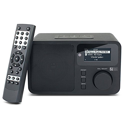Ocean Digital WR232 WiFi Internet Radio WLAN Wireless Multim