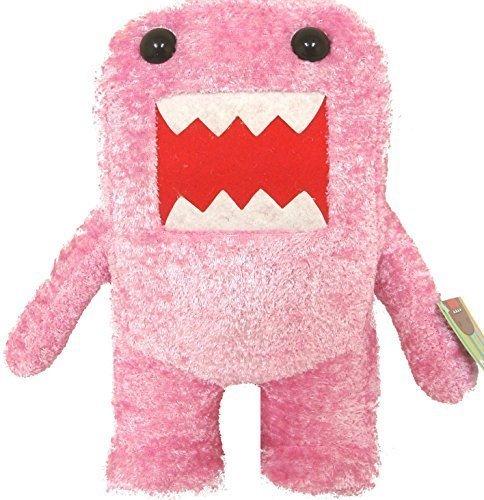 "Domo Pink 12.5"" Big Softee Plush Doll"