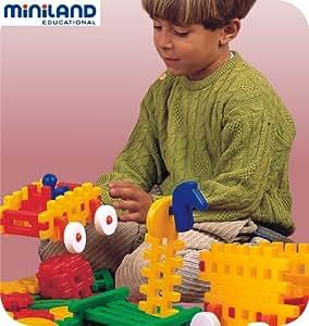 Miniland Educational 32510 - Juego de construcción