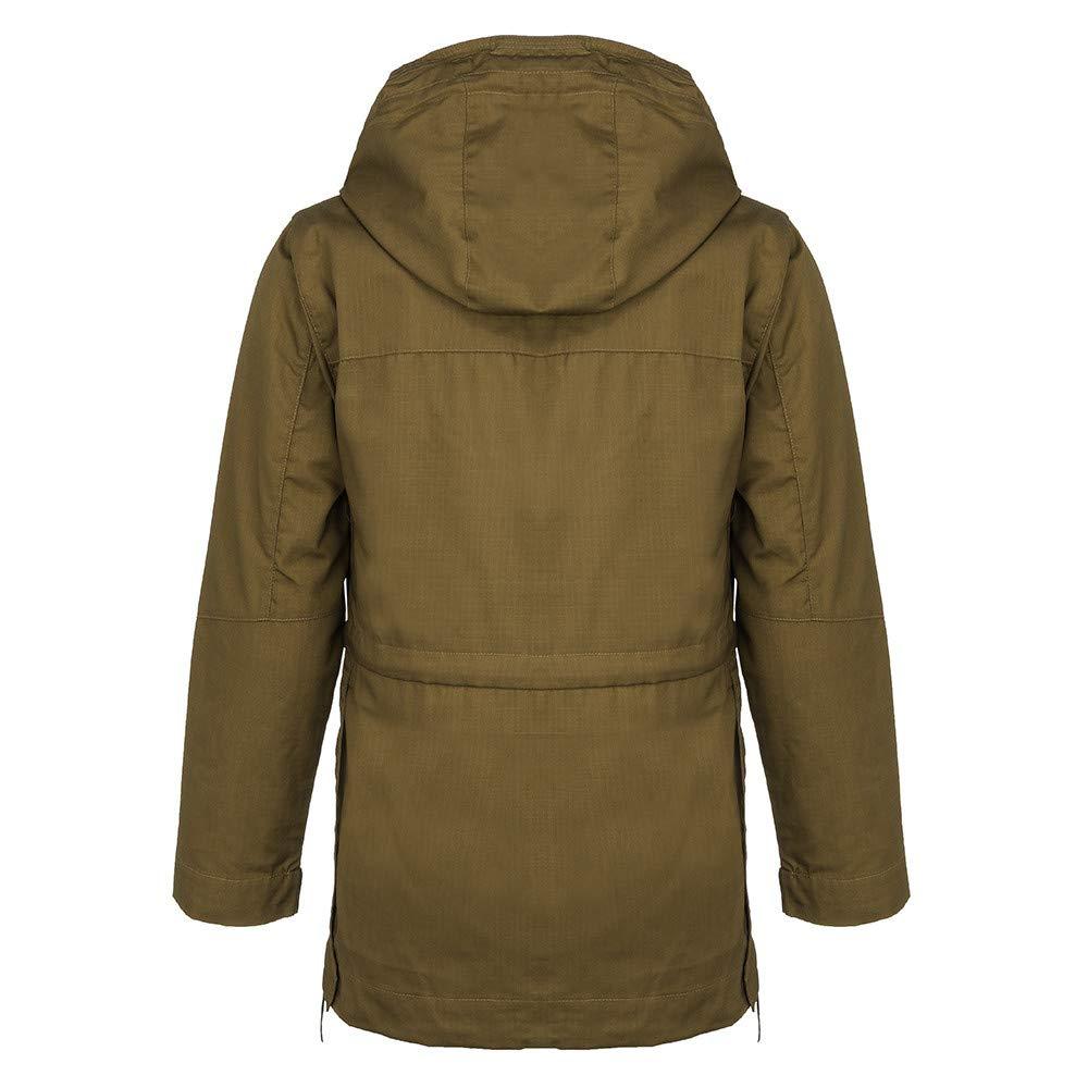 Mens Sport Coats and Blazers Mens Windproof Warm Outdoor Coat Hooded Jacket Sports Uniform Velvet Overalls