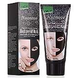 Charcoal Peel Off Mask, Peel Off Mask, Blackhead Remover Mask, Deep Purifying Blackhead