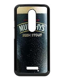 Personalized Custom Moto X 3rd Case,murphy's stout Black Motorola Moto X 3rd Generation Phone Case