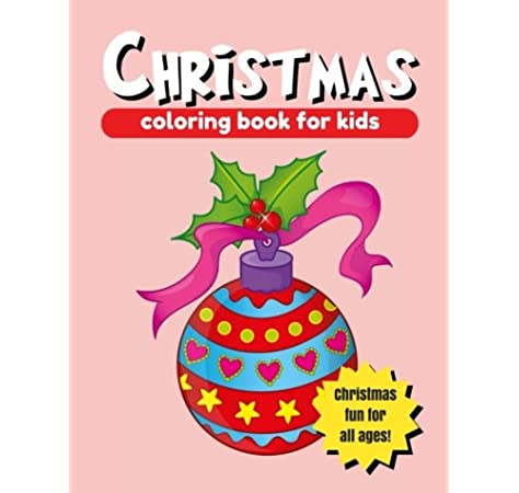 - Christmas Coloring Book For Kids: Large Christmas Coloring Pages (8.5 X 11  In.) (Holiday Coloring) (Volume 1): Amon, Uncle: 9781979663403: Amazon.com:  Books