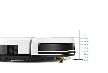 Robot de barrido de M635 con el robot inteligente de navegación de ...