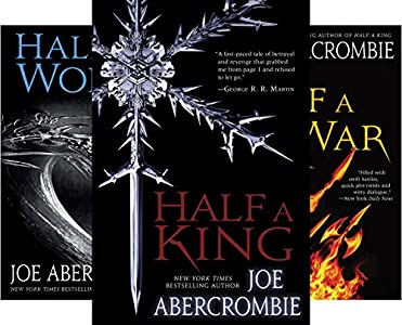 Amazon com: Half a War (Shattered Sea Book 3) eBook: Joe Abercrombie
