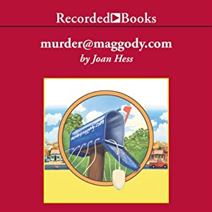 Murder@Maggody.com Audiobook