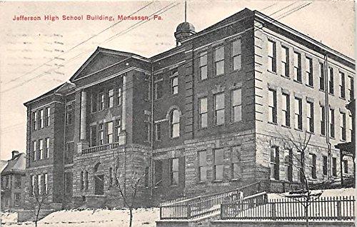 Monessen, Pennsylvania Postcard from Old Postcards