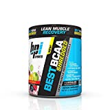 BPI Sports -BCAA Shredded Caffeine Free Thermogenic Recovery Formula, Fruit Punch, 9.7 Ounce