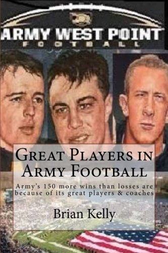 West Point Football (Great Players in Army Football: Army's 150 more wins than losses are because of its great players & coaches)