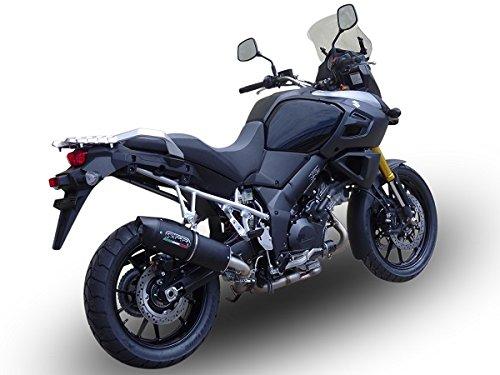 - Suzuki DL 1000 V-Strom 2014-2015 GPR Exhaust Systems Furore Road Legal Slipon Muffler +DB Killer