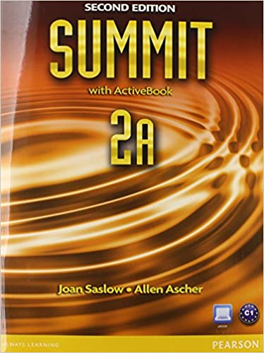 Summit 2A Split: Student Book with ActiveBook and Workbook