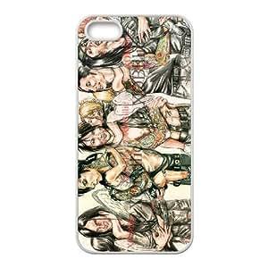 iPhone 5,5S Protective Phone Case Black Veil Brides ONE1231507
