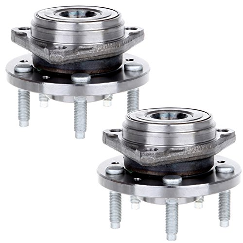 ECCPP Front Wheel Hub Bearing Assembly 5 Lugs for 1999-2003 Ford Windstar 513156 ()