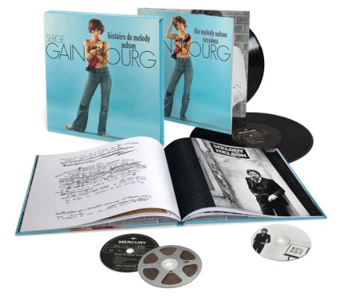 Histoire De Melody Nelson by Gainsbourg, Serge