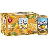 Sanpellegrino Orange Sparkling Fruit Beverage, 11.15 fl oz. Cans (6 Count)