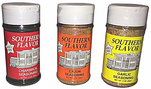 Southern Spice Rib - 4