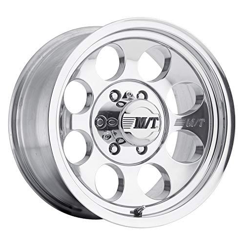 Mickey Thompson 2362170 Classic III Wheel Size: 16 x 12 Bolt Circle: 8 X 170 ()