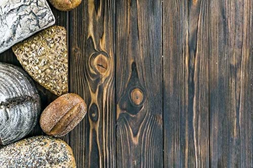 Stone and Wooden Board Wedding Baby Photography Background Custom Photography Studio Photography Background