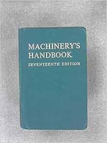 machinery handbook 27th edition free download
