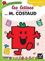 Monsieur Costaud - MS - Les lettres majuscules